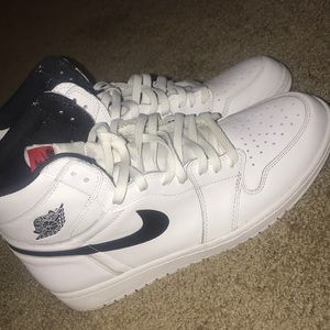 """Air Jordan 1's """"ying yang"""""""